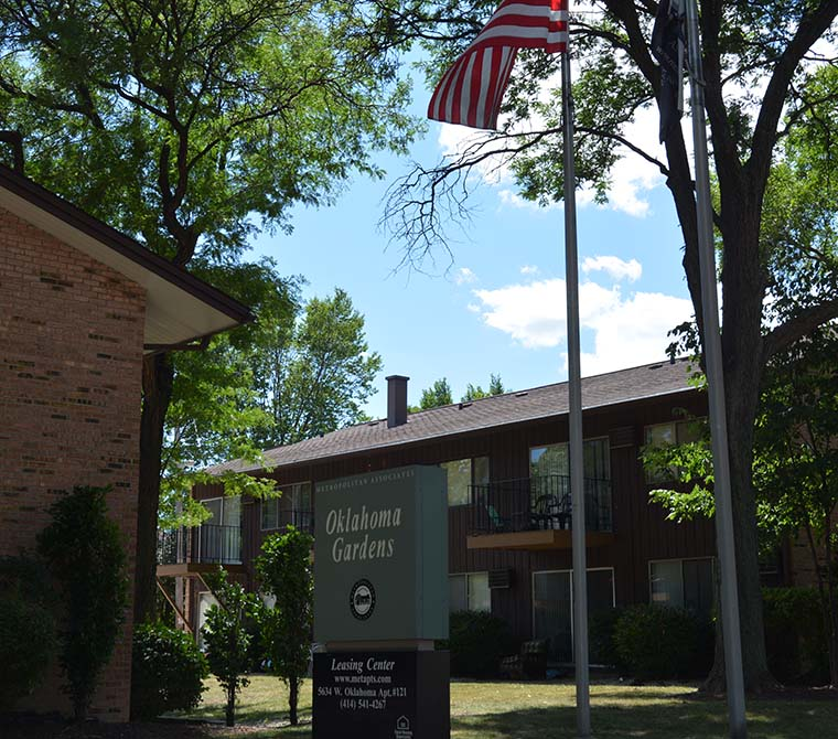 Wisconsin Waterfront Property In Milwaukee Cudahay: Evergreen Square Cudahy